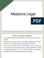 Medicina Legal Hispano