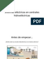Sistemas Eléctricos en Centrales Hidroeléctricas