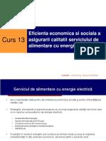 MS4_ACSAEE_13_SCostinas_Eficienta Econ Si Sociala a Serviciului de Alimentare Cu Ee