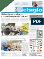 Edición Impresa El Siglo 25-06-2018