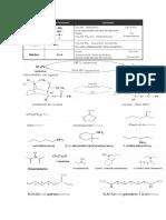 Quimica Formulario Aminas-Agua