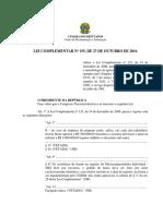 Leicomplementar 155 27 Outubro 2016 783850 Normaatualizada Pl