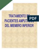 Tratamiento de Pacientes Amputados Del Miembro Inferior 3