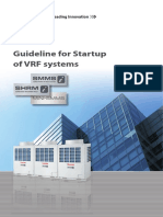 Startup VRF en 13