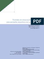Tutoría en educación superior una revisión analítica de la literatura.pdf