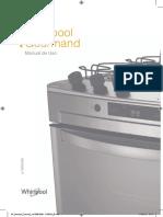 Manual Whirlpool Gourmand