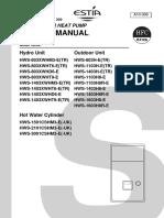Service Manual Toshiba Estia 3rd GEN En