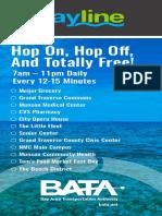 BATA Bayline Route