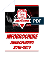 KSK-Zingem - 2018-2019 - Infobrochure - Final Version