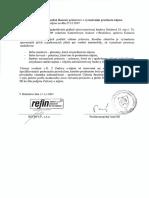 Príloha č.2 - Protimonopolný úrad - Refin S.P.