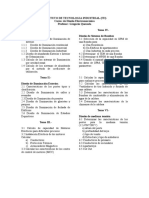 Programa Diseño Electromecanico (Brugal y Cia)