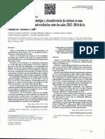 Caractetización Del Somatotipo y Circunferencia de Cintura en Estudiantes Universitarios.