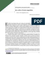 Apuntes Sobre El Terror Argentino