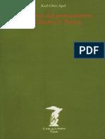 Apel Karl-Otto - El camino del pensamiento de Charles S. Peirce.pdf