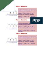 Patrón Numérico.doc