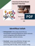 PPT Blok 13 - Imunisasi & Antropometri Pada Bayi