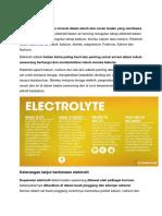 3. Eletrolit