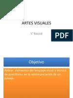 ARTES 5°-USOdelcolor.pptx