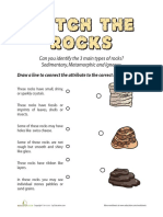 Types of Rocks Quiz