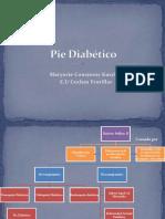 Presentación Pie Diabético