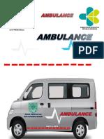 Logo Ambulance Merah Putih