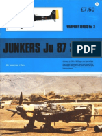 Junkers Ju 87 Stuka - Hall, Alan W.