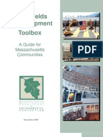 Brownfields Redevelopment Toolbox