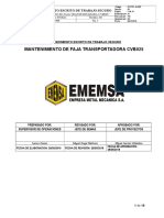 E-PPRY-an 003 MANTENIMIENTO DE FAJA TRANSPORTADORA CVB025.doc