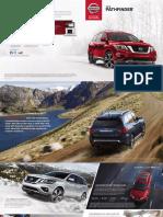 2018 Nissan Pathfinder Es