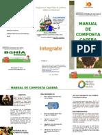 triptico manual de la composta