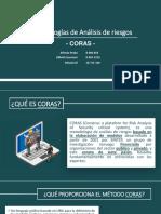 Metodologías de Análisis de Riesgos_CORAS