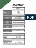 VoxBridge Interconnection Form