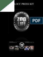 40 Glocc Press Kit