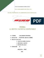 MACROECONOMIA RENTA NACIONAL DISPONIBLE.docx