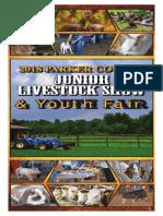 2018 Livestock Entries