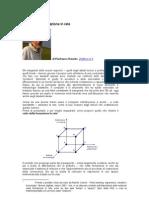 """2005 - Editoriale di Form@re """"Il cubo della formazione in rete"""""""