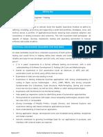 JD SE Testing Web Services