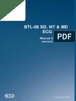 Electrocardiografo Btl-08 Servicio