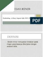 bedah minor new.pptx