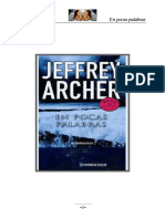 Archer Jeffrey - En Pocas Palabras