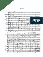 Ariadne Auf Naxos, Vorspiel (Full Score)