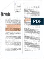 AULA 2 - Durkheim-fato Social