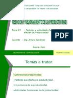Tema 03. Producción