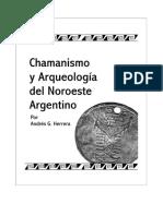 Herrera Andres - Chamanismo Y Arqueologia en El Noroeste de La Argentina