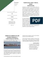 Puertos Peru