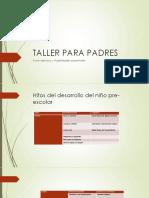 Taller Para Padres 2017