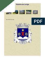 Paróquia de Loriga, pequeno Resumo Da História da vila de Loriga, Pelo Historiador António Conde