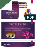 Agentes Quimicos (Grupo 9)
