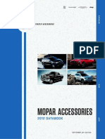 2012MoparAccessoriesDatabookSeptember2011Edition