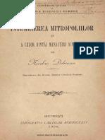 Nicolae Dobrescu - Intemeierea Mitropoliilor.pdf